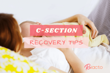 how to increase breast milk after C-section
