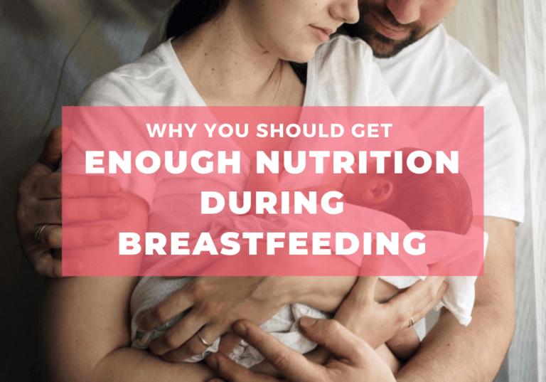 breastfeeding meal plan
