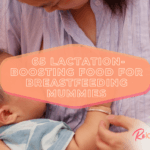 best foods to boost lactation